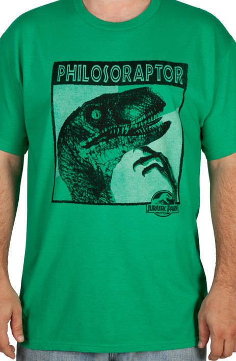 Philosoraptor Shirt