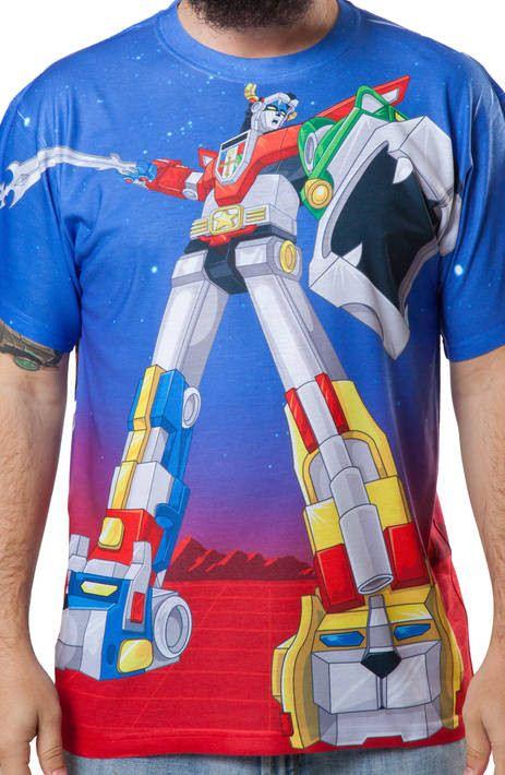 Form Voltron Sublimation Shirt