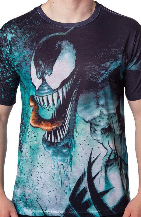 Venom Sublimation Shirt