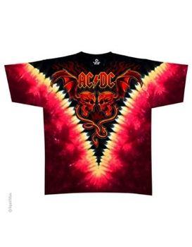AC/DC Evil Wings Men's T-shirt