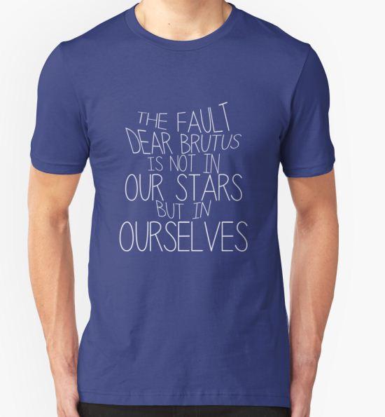 'The Fault' T-Shirt by crispians T-Shirt