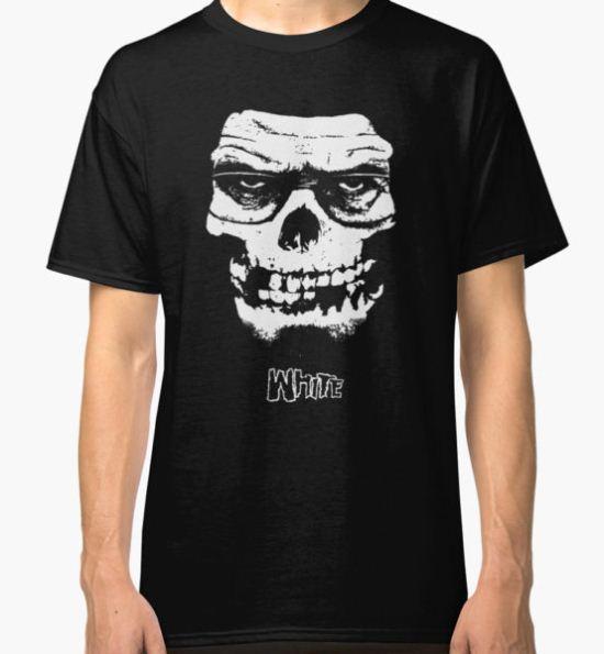 WHITE Classic T-Shirt by AtomicChild T-Shirt