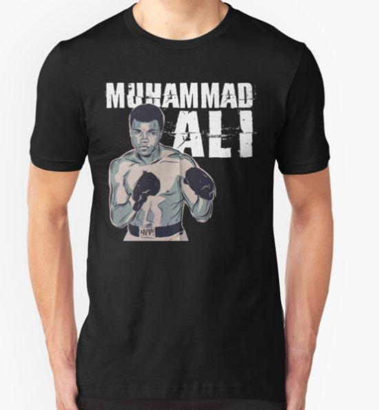muhammad ali T-Shirt by haifan T-Shirt