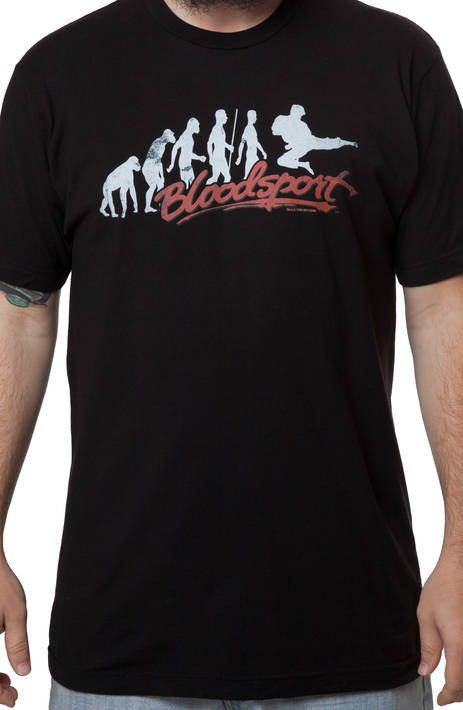 Evolution Bloodsport T-Shirt