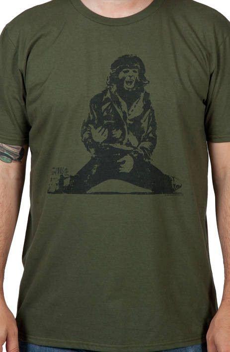 Rockin Teen Wolf Shirt