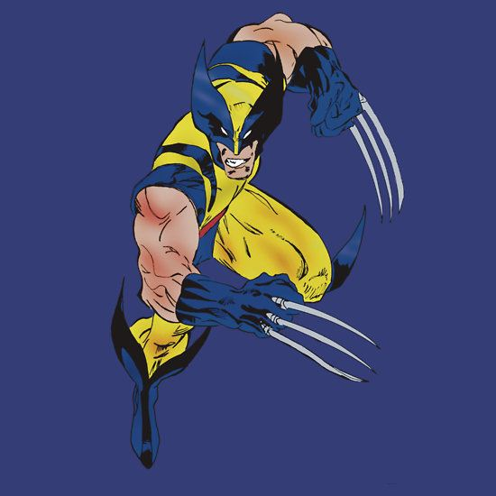 Wolverine by borines T-Shirt