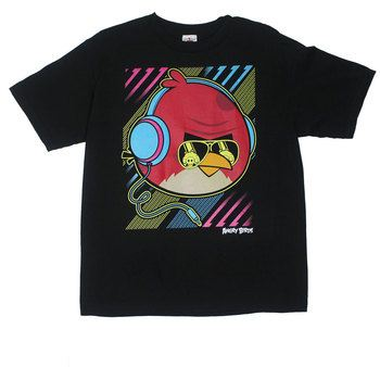 Big Neon Bird - Angry Birds Youth T-shirt