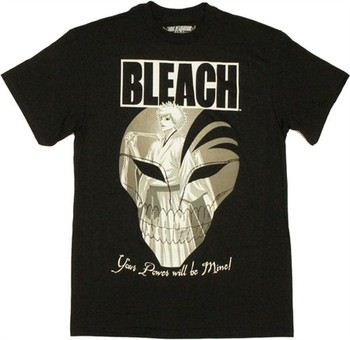 Bleach Ichigo Hollow Mask T-Shirt