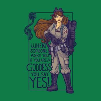 Ghostbuster Goddess