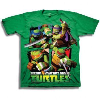 Teenage Mutant Ninja Turtles TMNT This Is Epic Toddler Green T-Shirt