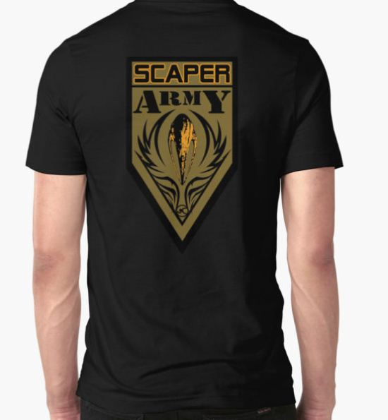 Scaper Army T-Shirt by spritelady T-Shirt
