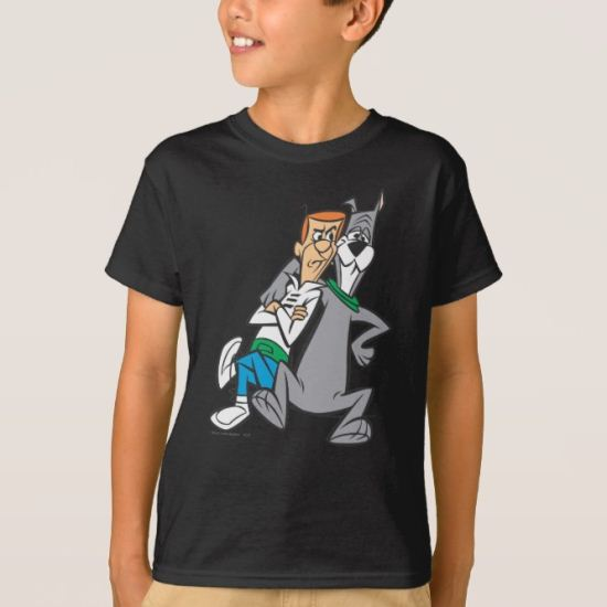 George Jetson Astro Buddies 1 T-Shirt