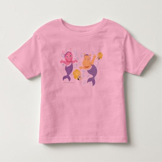 The Backyardigans | Mermaid Splash Toddler T-shirt