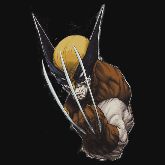 Wolverine by SirG T-Shirt