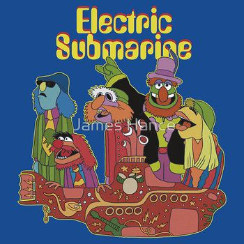 Electric Submarine (The Muppets / The Beatles)