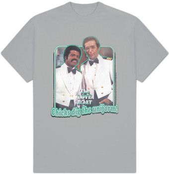 The Love Boat - Dig the Uniform