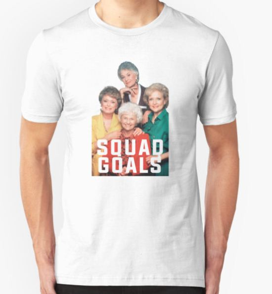 The Golden Squad T-Shirt by lindenash T-Shirt