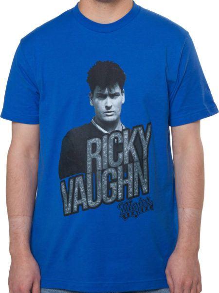 Major League Ricky Vaughn T-Shirt