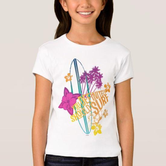 You Definitely Should Surf T-Shirt