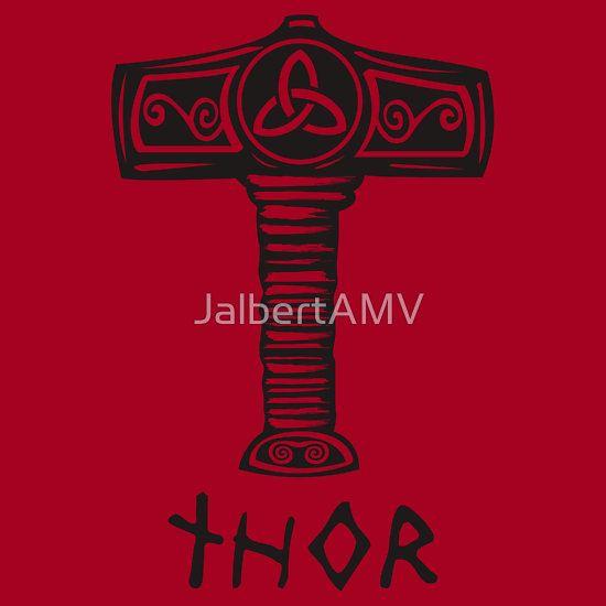 Thor by JalbertAMV T-Shirt