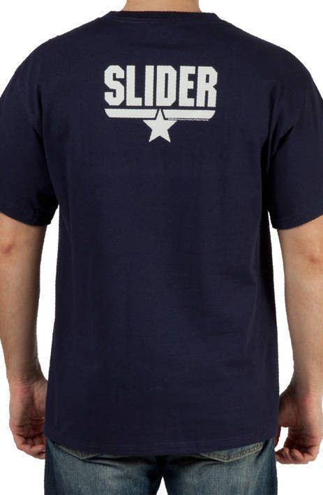 Slider Top Gun T-Shirt