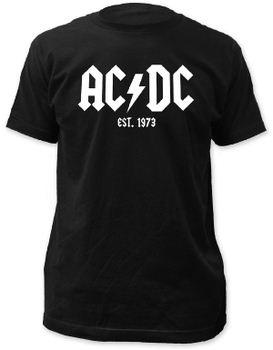 AC/DC Est 1973 Men's Premium Soft T-Shirt