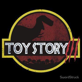 Toy Story Jurassic Park