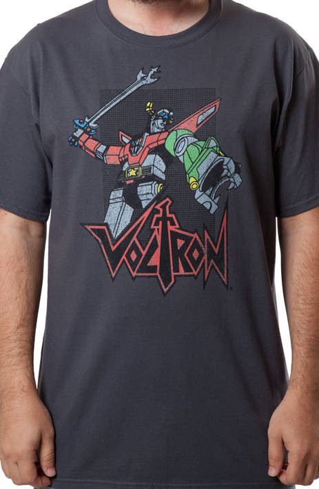Voltron Roar Shirt