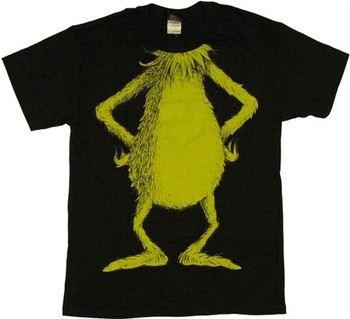 Dr. Seuss Grinch Body T-Shirt