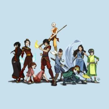 Avatar: the Last Airbender Group