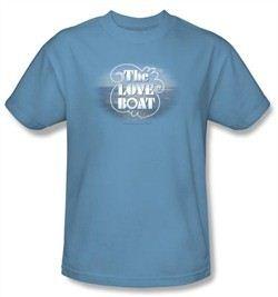 Love Boat Kids Shirt The Love Boat Youth Carolina Blue T-Shirt
