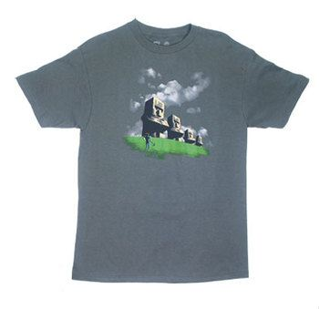 Statues - Minecraft T-shirt