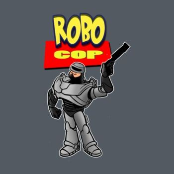 Part Machine Part Toy - All Cop