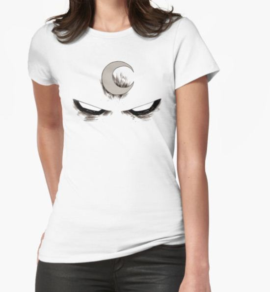 Moon Knight T-Shirt by capesguy T-Shirt