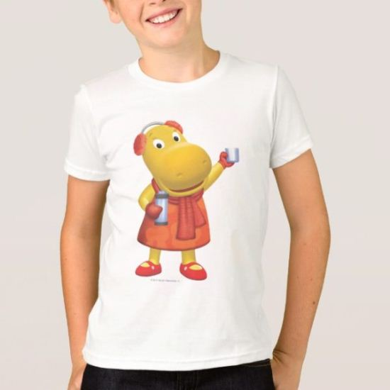 The Backyardigans | Tasha & Coffee T-Shirt