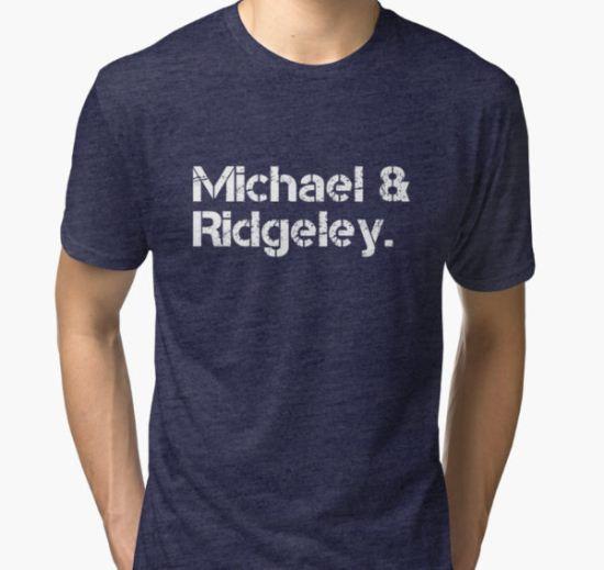 Wham [line-up] Tri-blend T-Shirt by lazarusheart T-Shirt