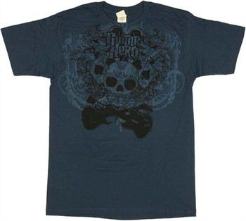 Guitar Hero Aces and Eights T-Shirt