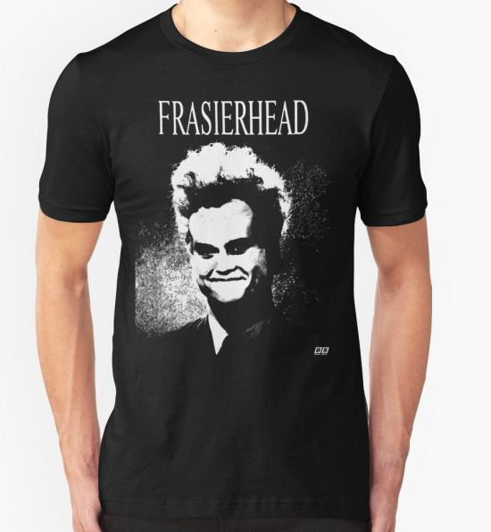 Frasierhead T-Shirt by partylevitation T-Shirt