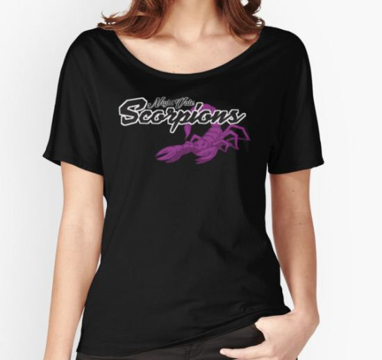 Night Vale Scorpions Women's Relaxed Fit T-Shirt by GrimDoll T-Shirt