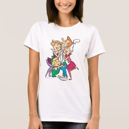 George+Jetson Family Hug 1 T-Shirt