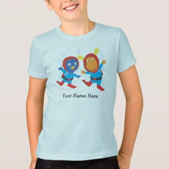 The Backyardigans | Scuba Adventure T-Shirt