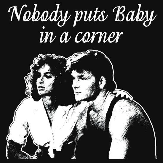 Dirty Dancing T-Shirt by kika28777 T-Shirt
