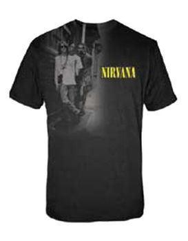 Nirvana Shoulder Fate Men's T-Shirt