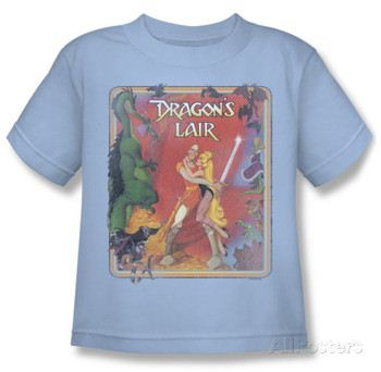 Youth: Dragon's Lair - Distressed Poster