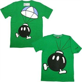 Nintendo Super Mario World Para-bomb Limited Edition Torrel T-Shirt