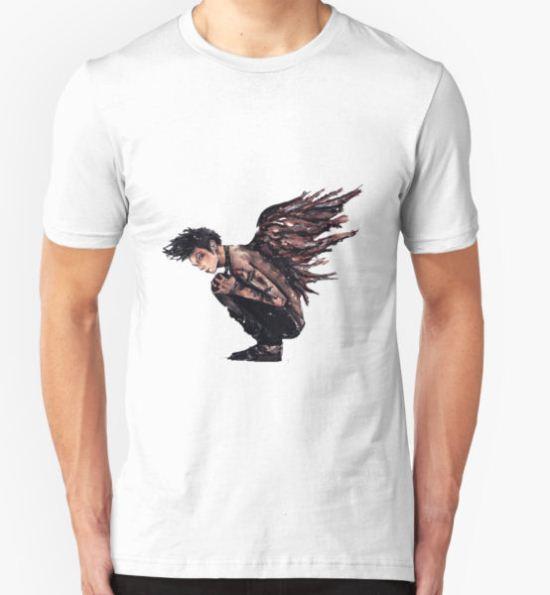 """Andy Biersack - """"Fallen Angel"""" T-Shirt by Farbenfrei T-Shirt"""