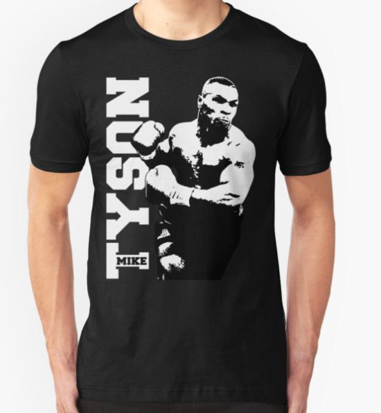 MIKE TYSON Prepare for Hit T-Shirt by createes T-Shirt