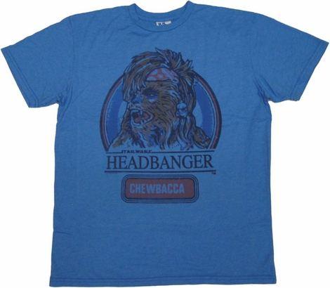 Star Wars Chewbacca T Shirt Sheer