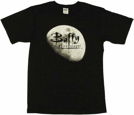 Buffy the Vampire Slayer Logo T-Shirt