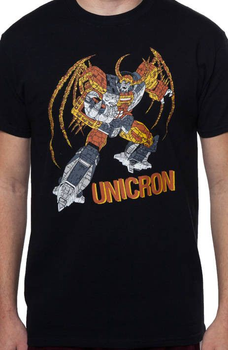 Transformers Unicron Shirt